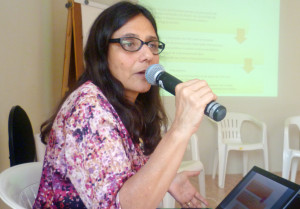 Vera Masagão, diretora nacional da Abong