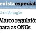 Entrevista com a presidente da Abong, Vera Masagão, publicada no […]