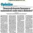 Artigo de Alessandra Nilo sobre a TTF publicado no Correio Braziliense