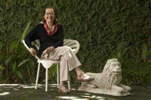 Mariane Peretti. Foto - Breno Laprovitera