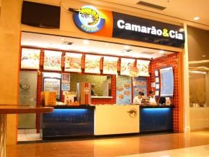 Camarão & Cia. Divulgação