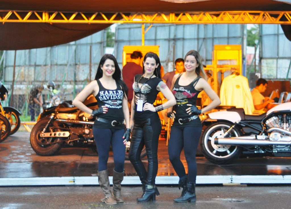 Harley-Davidson presente no Recife Moto Week. Foto; Flávio Japa