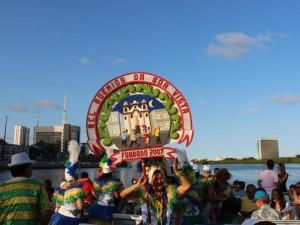 Carnaval no Catamaran. Foto - Rodrigo Cavalcanti