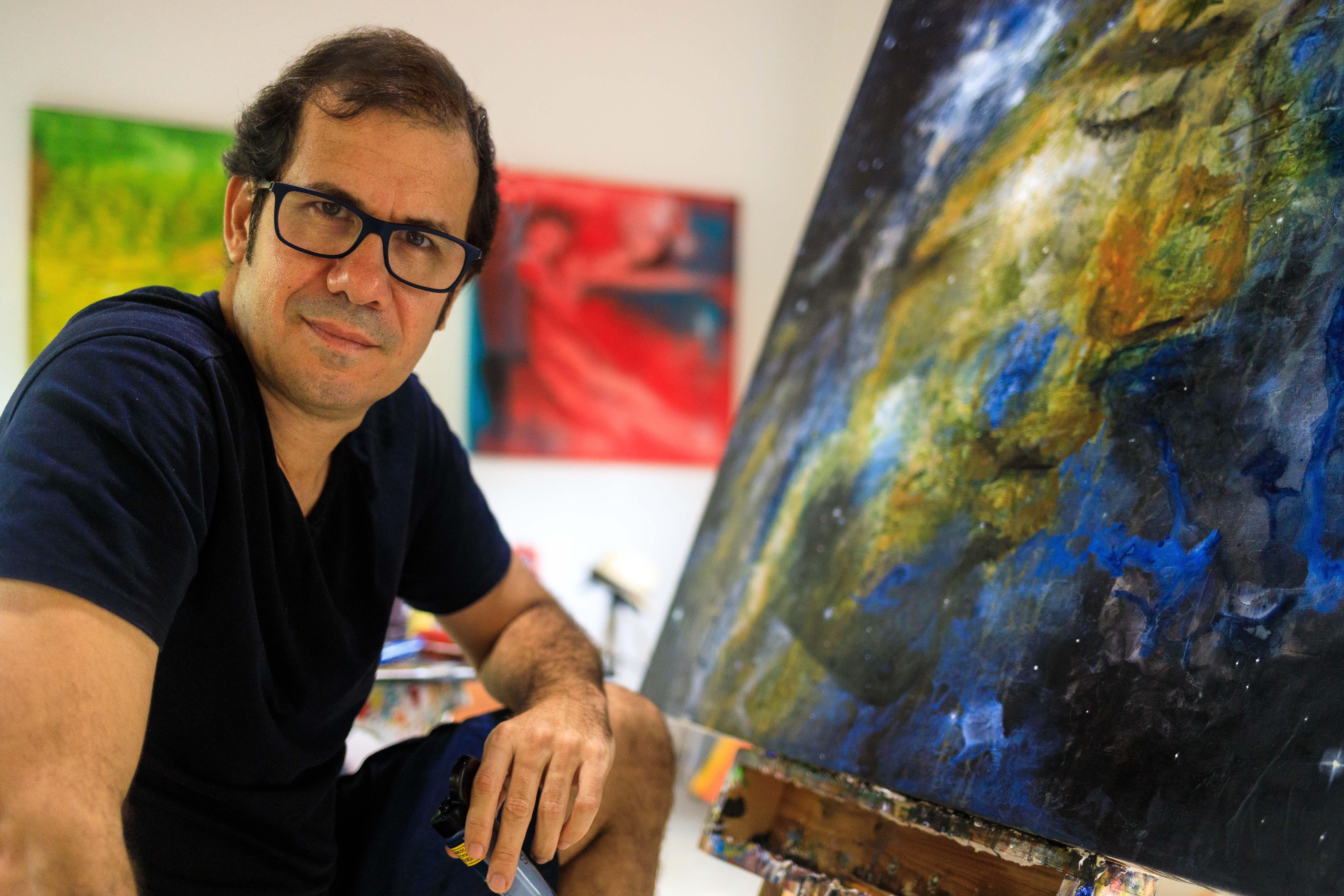 Sérgio Pires, premiado publicitário e diretor de arte, se prepara […]