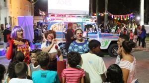 Caravana Mais Fortes que o Zika - Foto Nilton Pereira