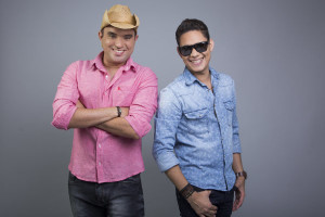 Felipe e Gabriel. Foto Paulo Romão