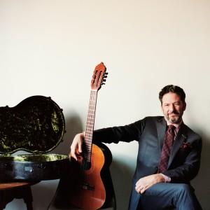 John Pizzarelli. Foto Jacob Blickenstaff