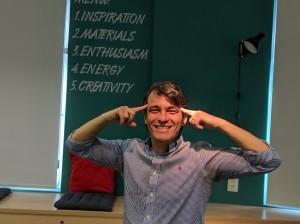 Italo Nogueira no CMTech Labs. Divulgação