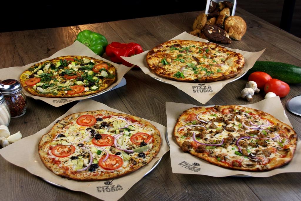 Pizza Studio. Divulgação