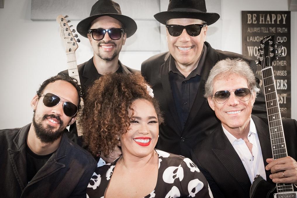 Uptown Blues Band CREDITOS ANA CIULADA