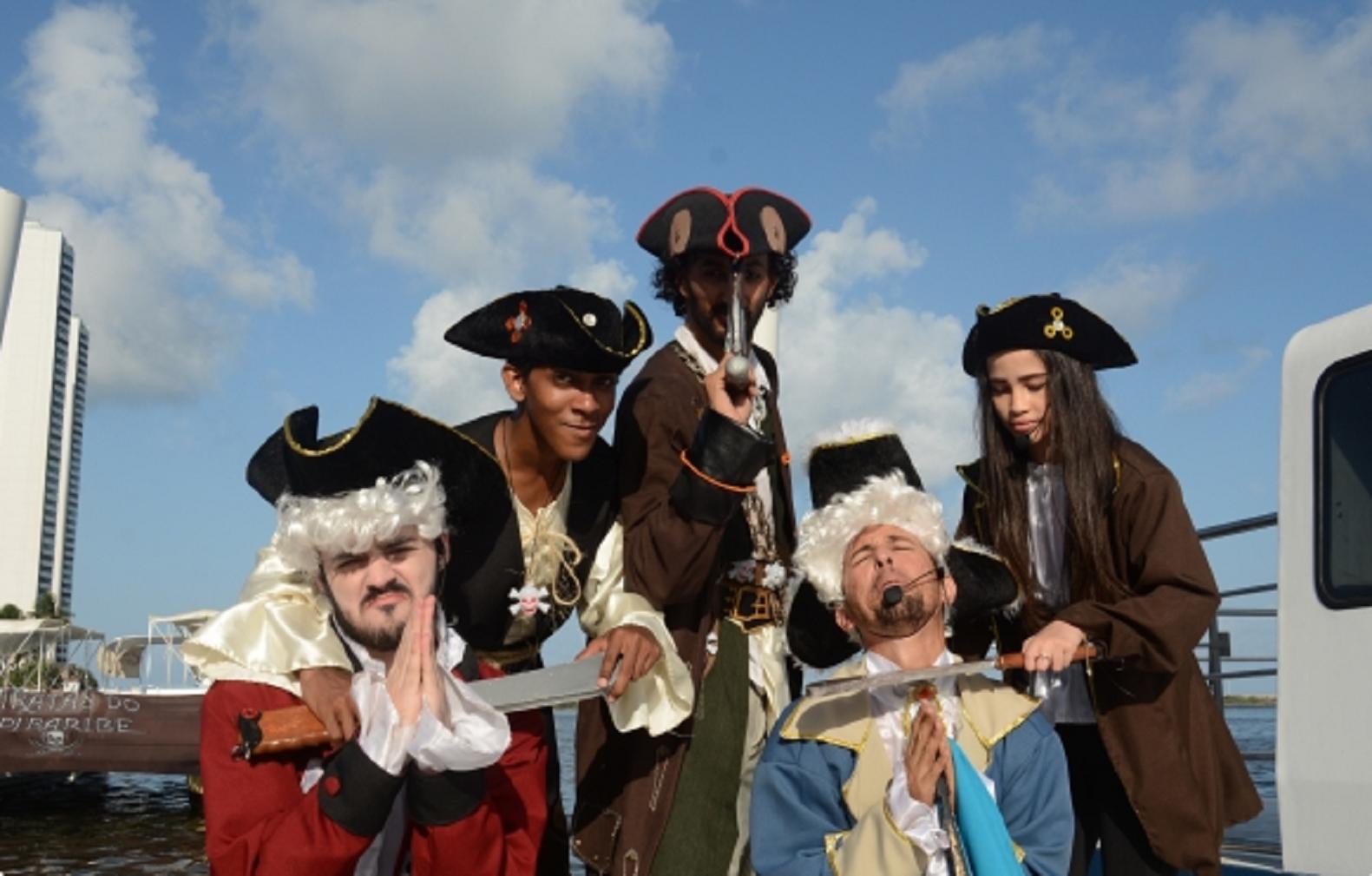 Piratas do Capibaribe. Foto Rodrigo Cavalcanti