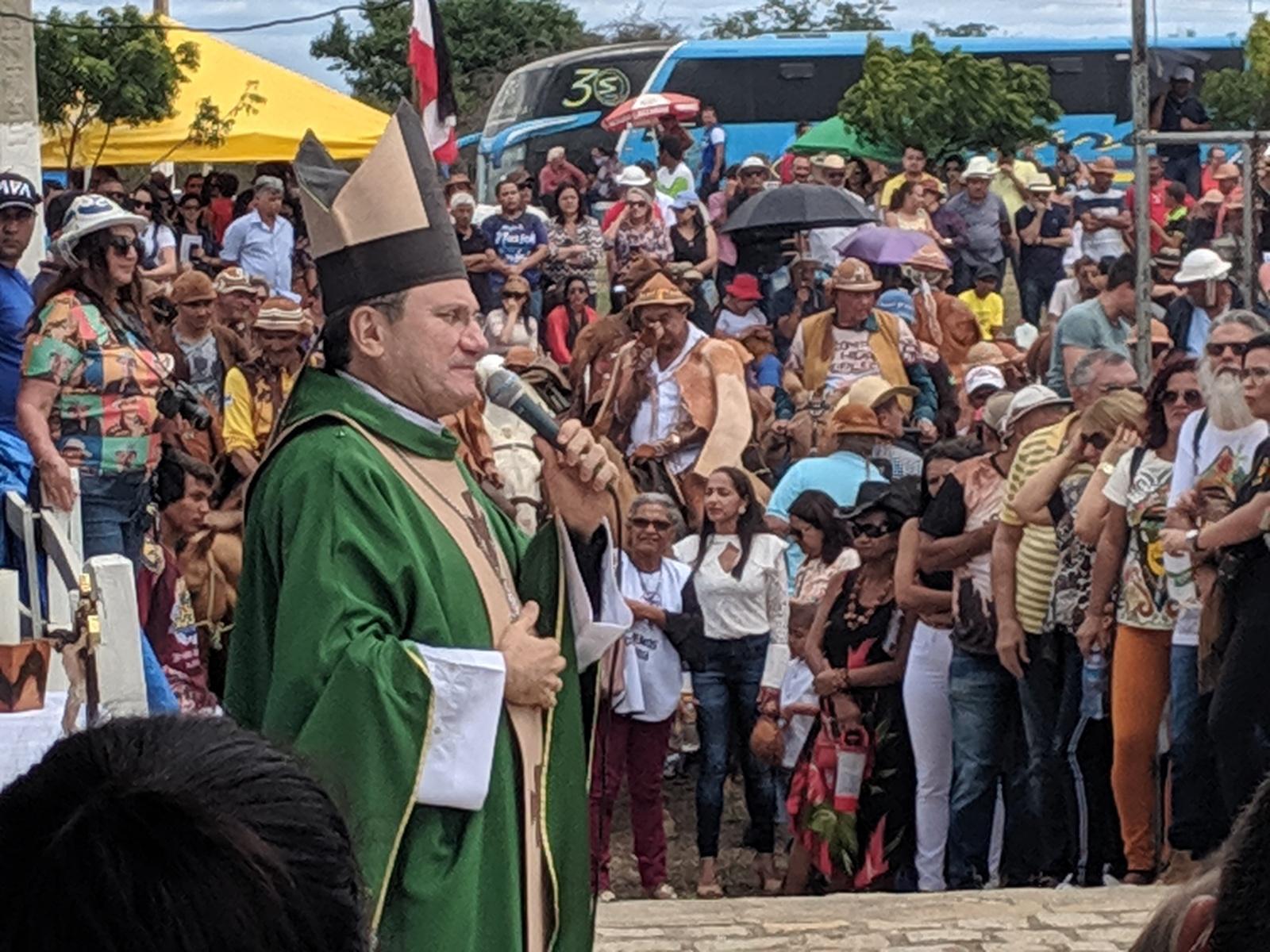 Missa do Vaqueiro de Serrita de 2019. Divulgação